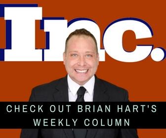Brian Hart's Inc.com Column