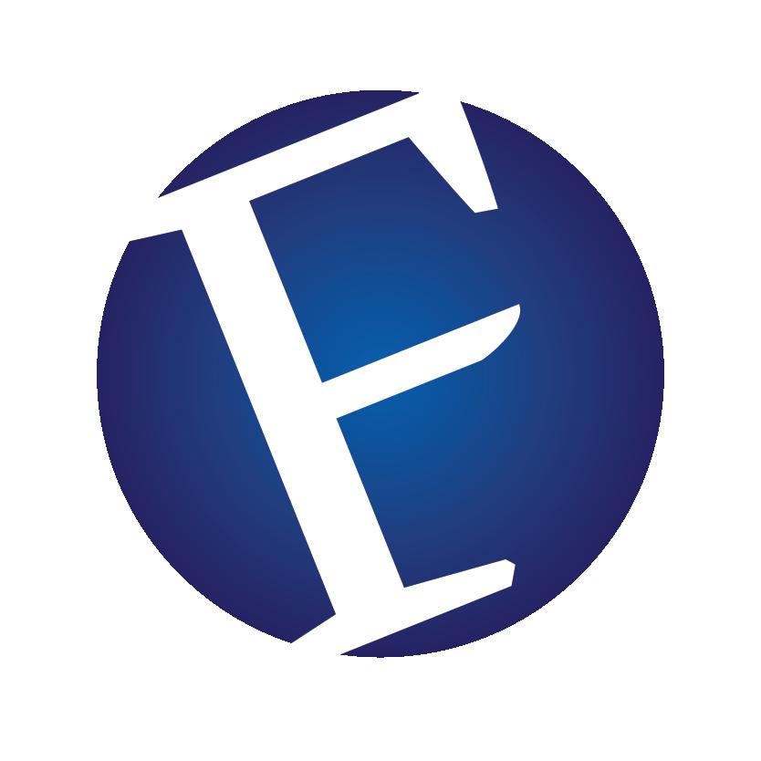 flackable pr agency logo gradient