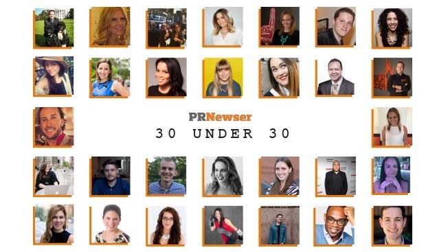 30 Under 30 PR Newser