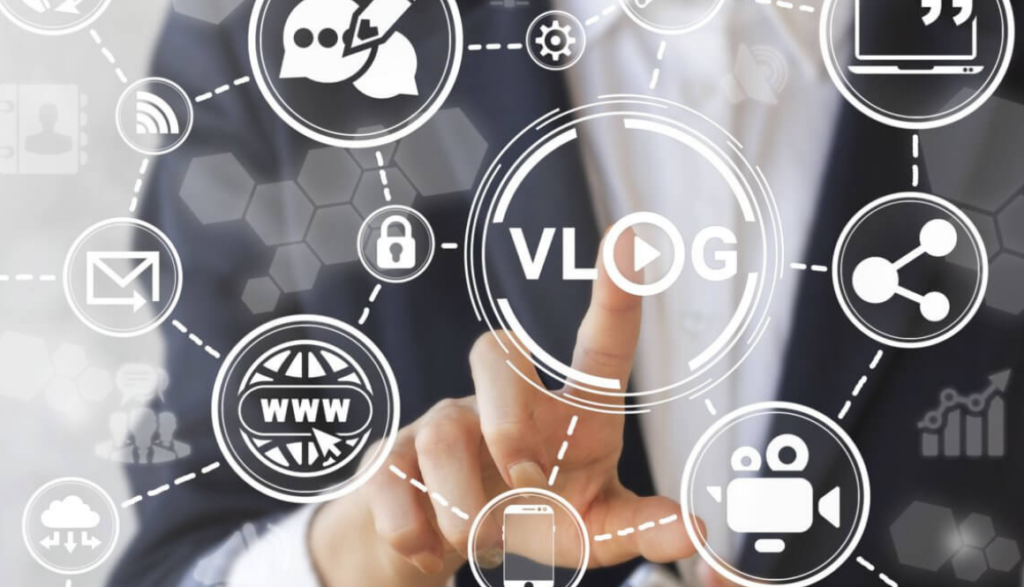 Financial Vlogging