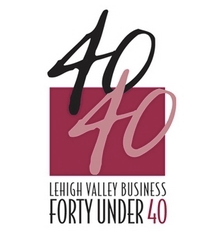 Lehigh Valley Business Forty Under Forty