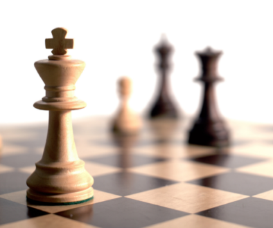 Social media is a game of chess, not checkers.