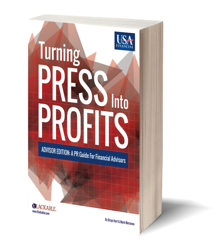 Turning Press Into Profits, USA Financial Ebook