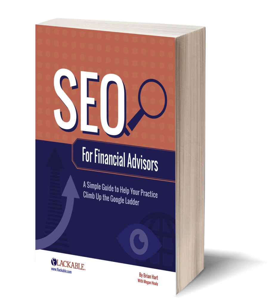 Flackable Ebook SEO for Financial Advisors