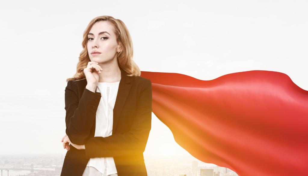 superhero-woman