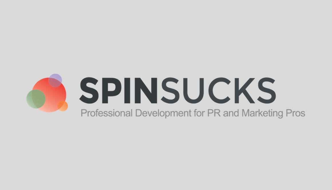 Spin-Sucks