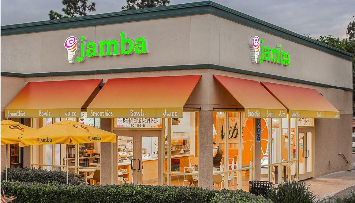 Jamba Rebrand