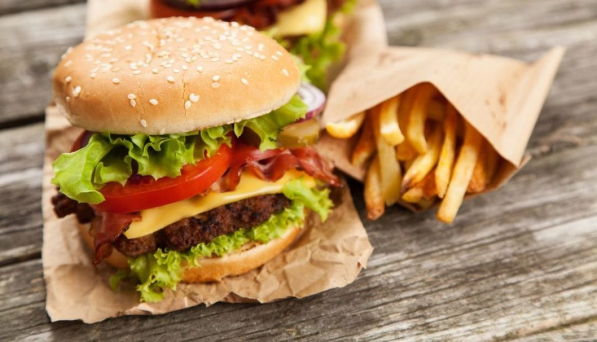 fast-food-online-branding