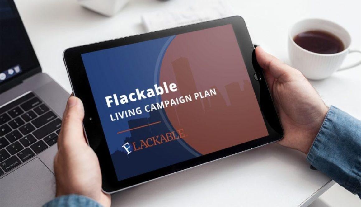 flackable-living-pr-campaign-report