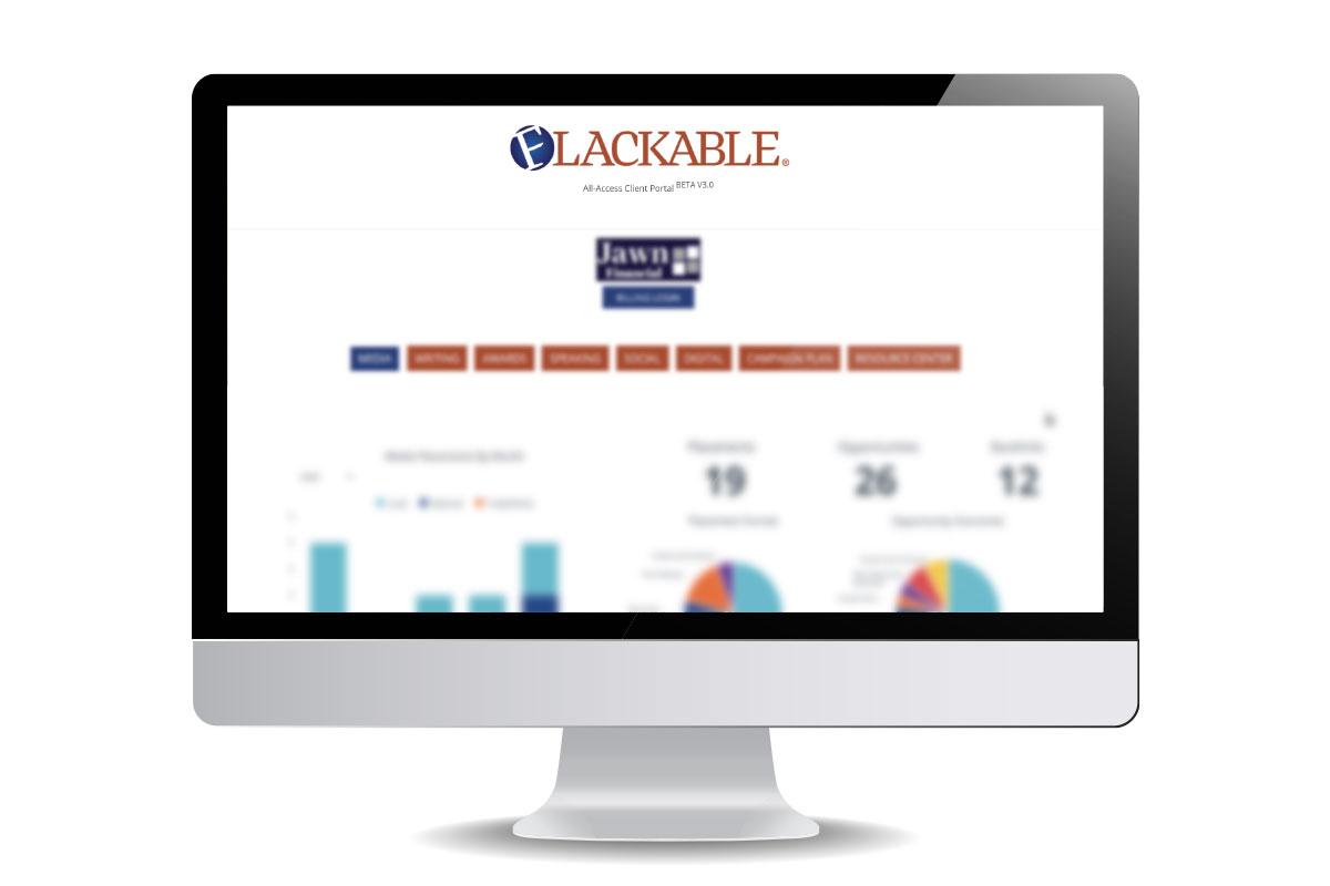 Flackable Dashboard