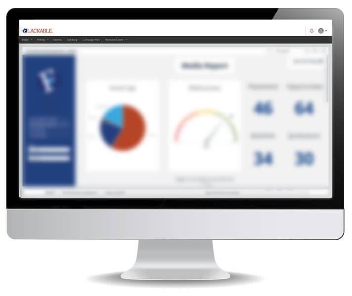 Flackable PR Agency Client Portal