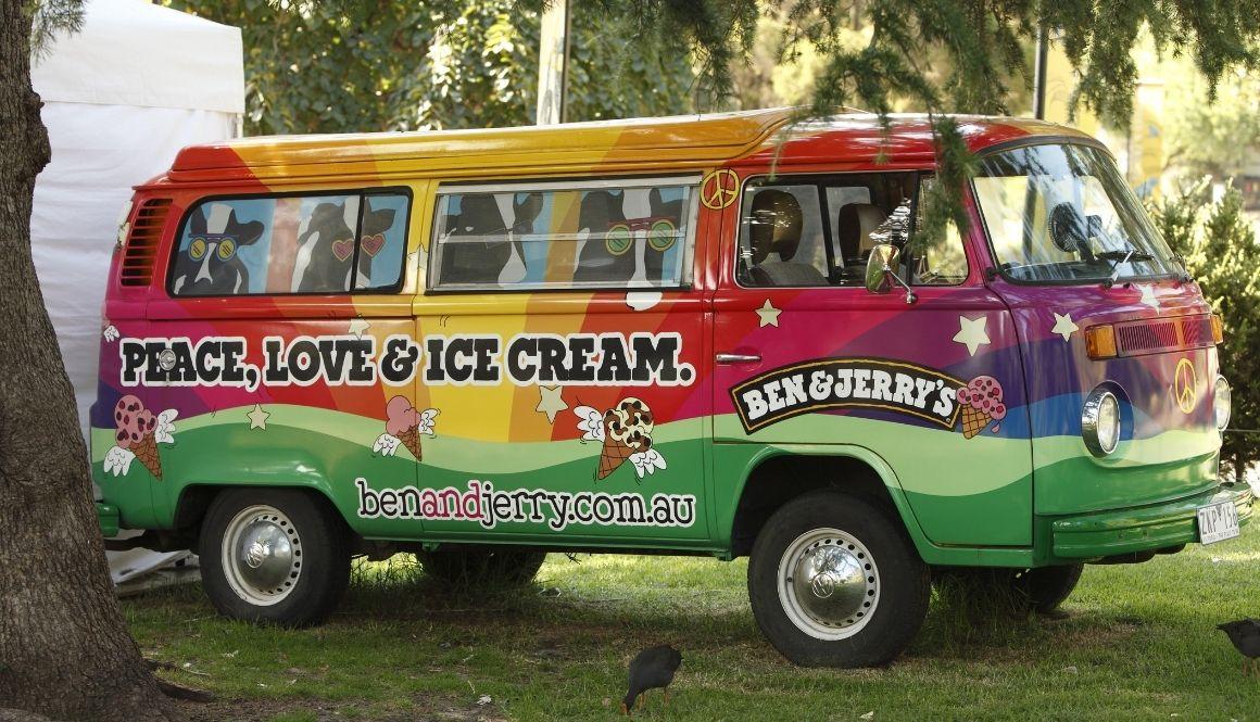 How Ben & Jerry's built and ice cream empire through CSR.