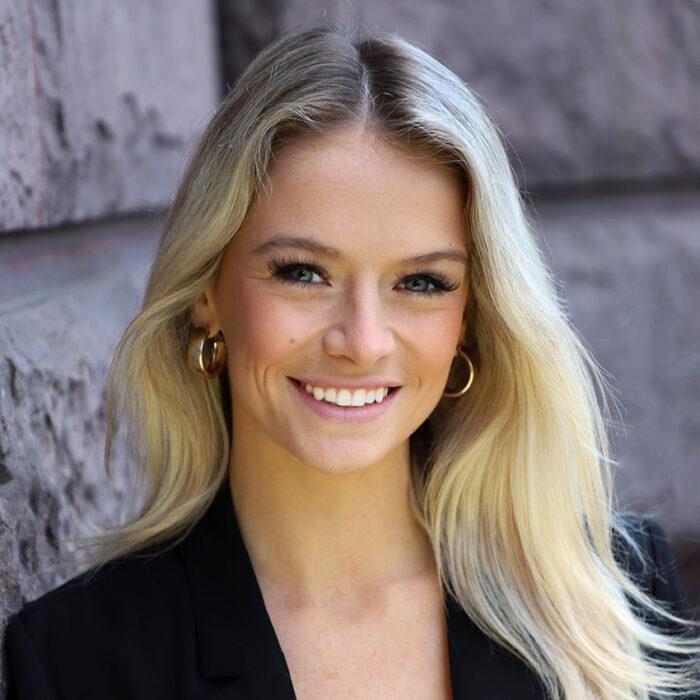 Victoria Evans, Flackable Assistant Account Executive