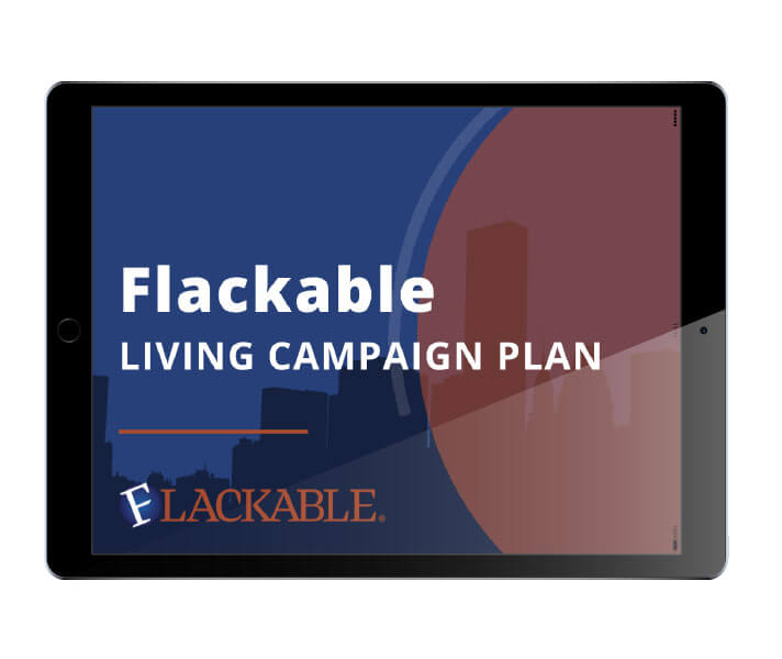 Flackable Living Campaign Plan